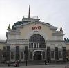 Железнодорожные вокзалы в Кизилюрте